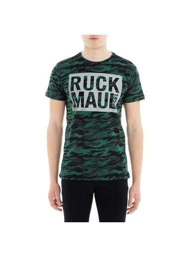 Ruck & Maul Tişört Yeşil
